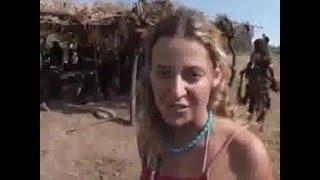 Племени Хамер, Эфиопия: пропуск Быков Zvone Šeruga путешествий