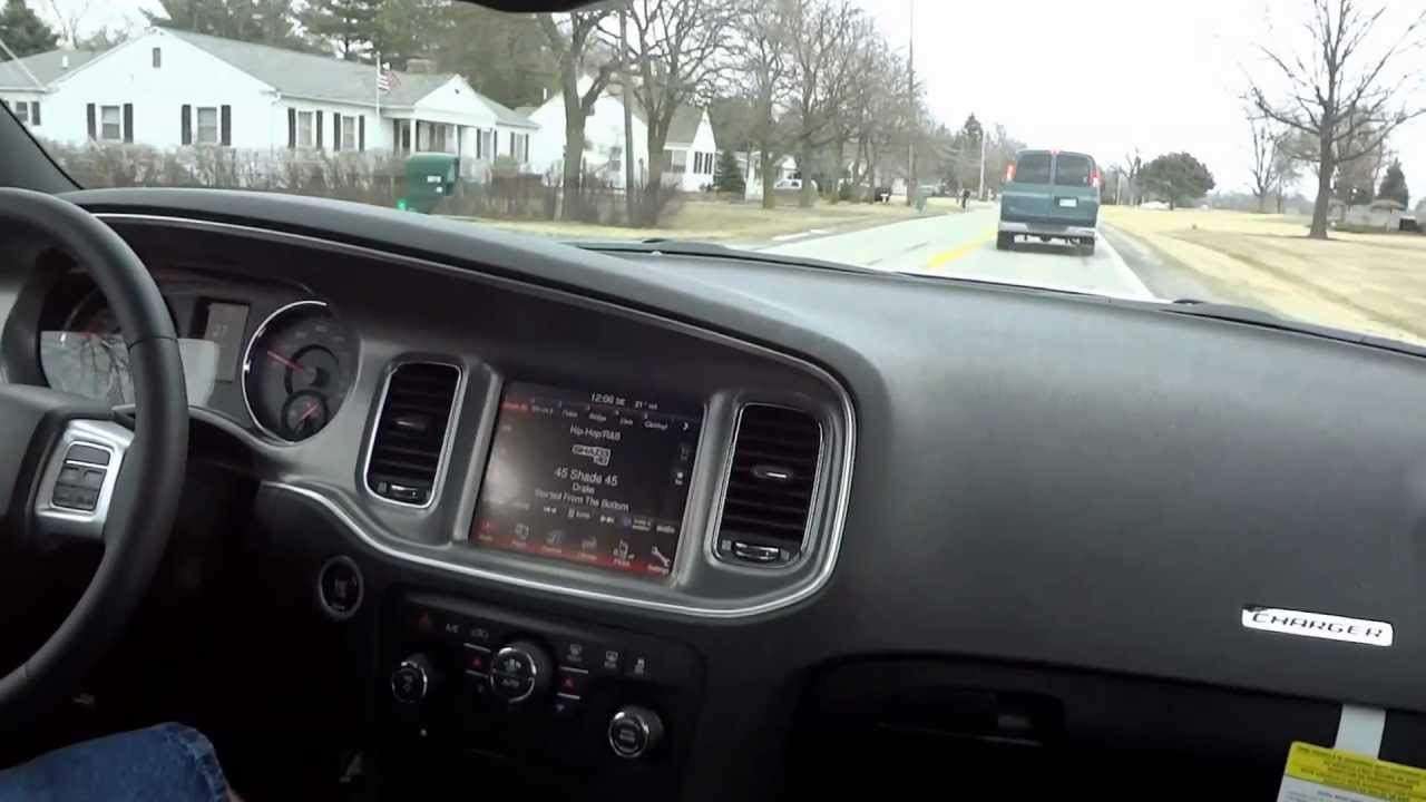 Dodge Charger Se >> 2013 Dodge Charger R/T (My new ride!) - YouTube