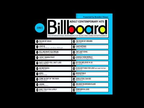 Billboard Top AC Hits - 1993