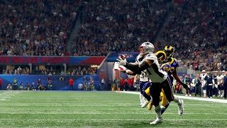 Rob Gronkowski 2018-19 Reception Highlights