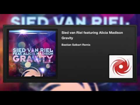 Sied van Riel featuring Alicia Madison - Gravity (Bastian Salbart Remix) - Black Hole Recordings  - nUjxk1cHcug -