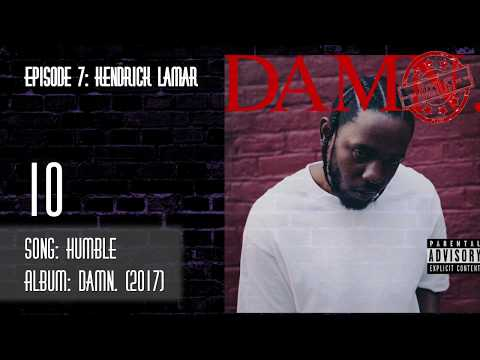 Top 10 Kendrick Lamar Songs