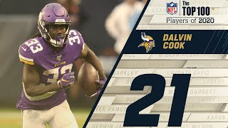 #21: Dalvin Cook (RB, Vikings) | Top 100 NFL Players of 2020
