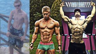 Zac Aynsley Transformation Progress Bodybuilding and Aesthetics Motivation 2019
