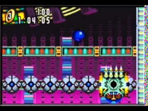 Sonic Advance - Cosmic Angel Act 2 (Sonic) in 1:17:40