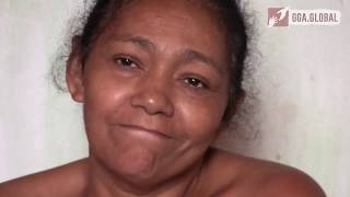 She was blind for 3 years and Jesus opened her eyes!