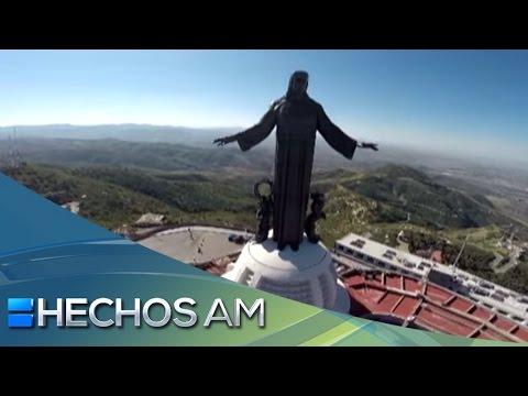 Fuerza AM: Cristo Rey, monumento único en el mundo