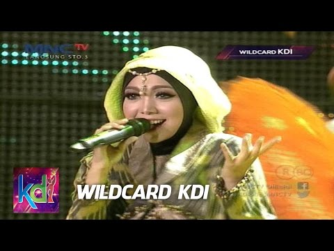 "Khairat "" Cindai "" Padang - Wild Card KDI 2015 (20/5)"