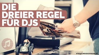 DJ BASICS: 3er Regel für DJs | Three and Out 🎧 | Mobile DJs | DJ Tipp