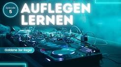 DJ BASICS: 3er Regel für DJs | Three and Out 🎧 | Mobile DJs | DJ Tipp
