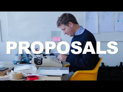 Try these proposals! | Peter Liversidge | The Art Assignment
