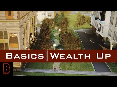 SimCity Strategy | Basics Wealth Up
