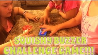 squishy buzzer challenge game