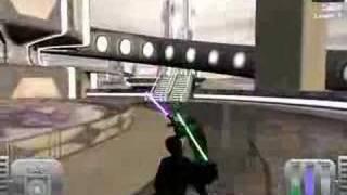 OJP test duel 3 (Open Jedi Project v 0.1.0)