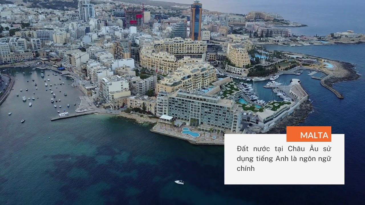 Chương trình định cư Malta - Sở hữu cuộc sống tại 26 nước Châu Âu