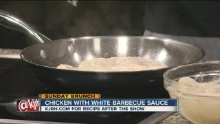 Sunday Brunch: Chicken With White Barbecue Sauce