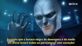 Miraculous- Catalisadora legendado em português - Dia dos Heróis pt.1/ Completo Meu Miraculous Favor