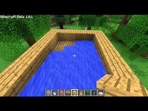 Minecraft Yangın Sistemi