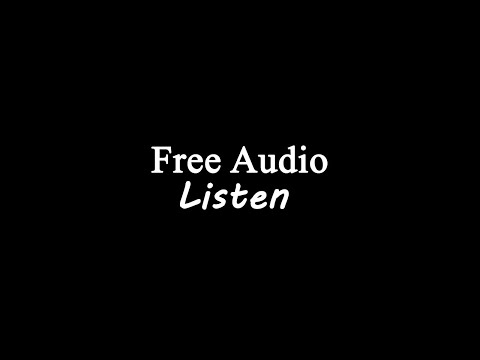 [ English Free audio] Listen.