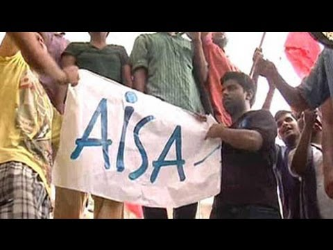 AISA sweeps Jawaharlal Nehru University students' union polls