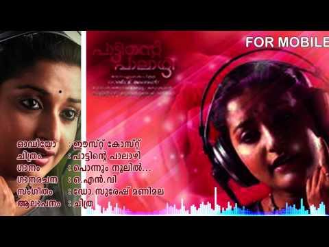 Pattinte Palazhi | Ponnum Noolil | K.S.Chithra