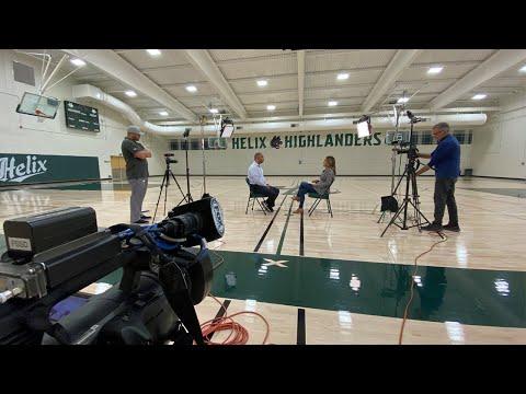 Behind the Glass: Helix High School | FOX Sports San Diego