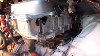 BlennyMOV-19 12-2【GM-8300】自動車事故で損傷したメタル部品の接着・修理 GM-5520 ハイブリッド 和えて ブレンド配合