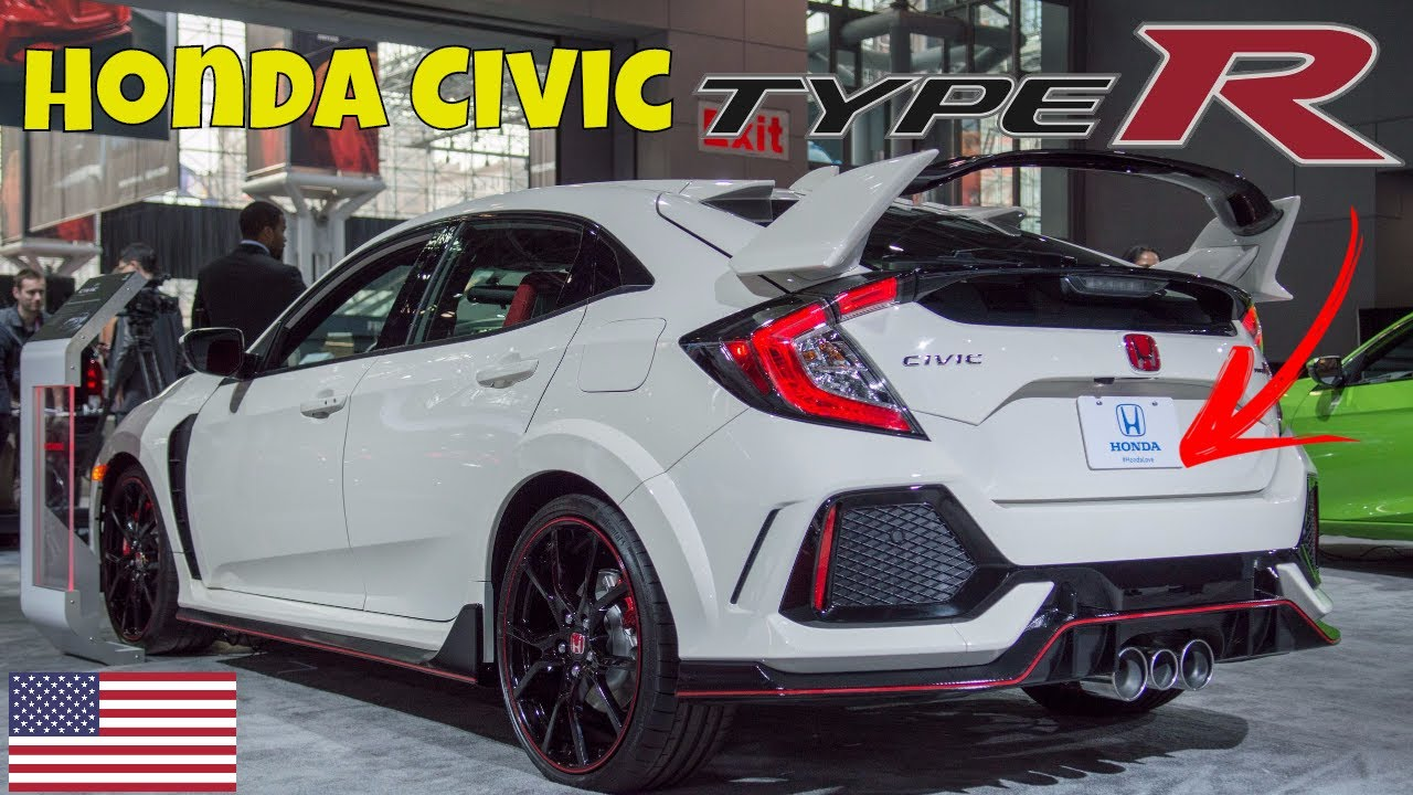 NOVO Civic Type R E SI Quanto Custa   LINDO D+
