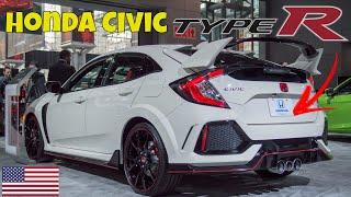 NOVO Civic Type-R e SI Quanto Custa - LINDO D+