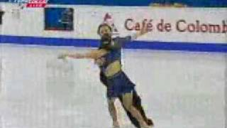 Semenovich & Kostomarov 00 Worlds FD (Kiss Me, Don't Go Away)