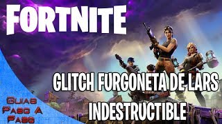 Fortnite (Save the World) Glitch: Indestructible Lars Van