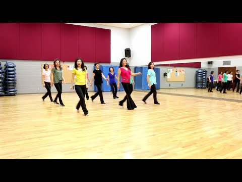 Too Much Love Will Kill You - Line Dance (Dance & Teach in English & 中文)