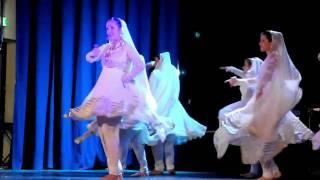 Moonsun Dance Company - Mehndi Hai Rachne Wali (29.1.2011)