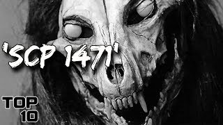 Top 10 Scariest SCP Creatures- Part 4