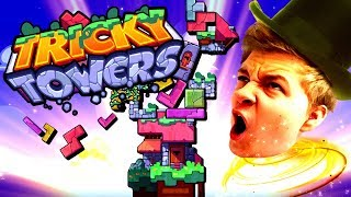 Tetris Multiplayer Party - Tricky Towers | HWSQ #230