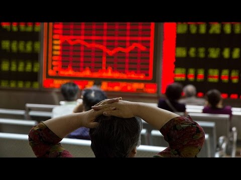 Global Stocks Continue Slide as China Manufacturing Slows