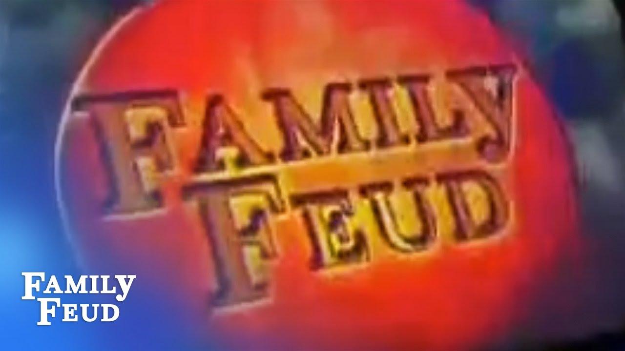 A Scary Halloween Bullseye Round!! | Family Feud