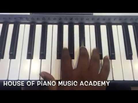 how to play donu donu donu in keyboard slow motion - Maari
