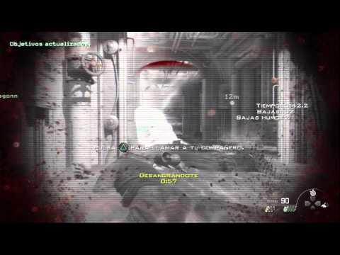 MW3 HD |Ep.89| Misión: Reacción Excesiva ★★★ | ft. blackdragonn