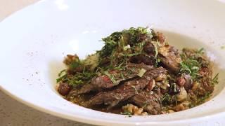 Recette du chef : Bavette de boeuf façon wok