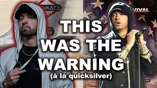 Kamikaze's First Verse Wasn't Even On Kamikaze – We Take On Eminem's Chloraseptic Remix