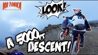Top of The World with The Singletrack Sampler & Paul The Punter // Mr Tonka