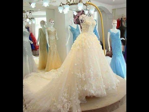 Dubai Wedding Dress Collection