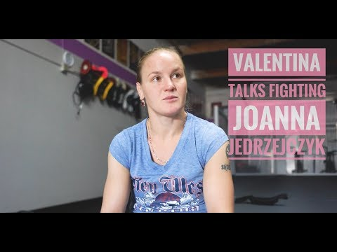 Valentina Shevchenko talks UFC 231 fight against Joanna Jedrzejczyk