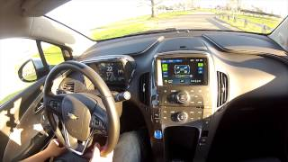 2013 Chevy Volt review from VW TDI driver