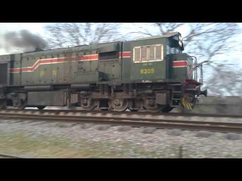 Pakistan Railways (Hazara Express)