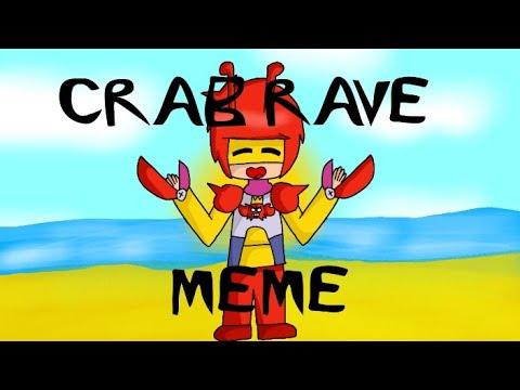 CRAB RAVE MEME | Brawl Stars | King Crab Tick