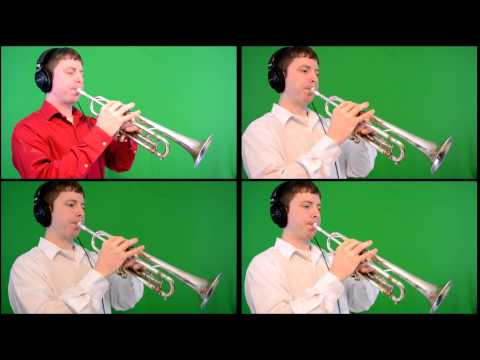 It's the Hard-Knock Life (Annie) Trumpet Multitrack Cover