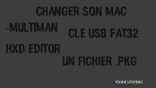 Changer son adresse MAC sur PS3 CFW