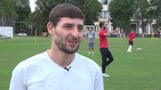 Спортивный интерес |  Ратмир Машезов